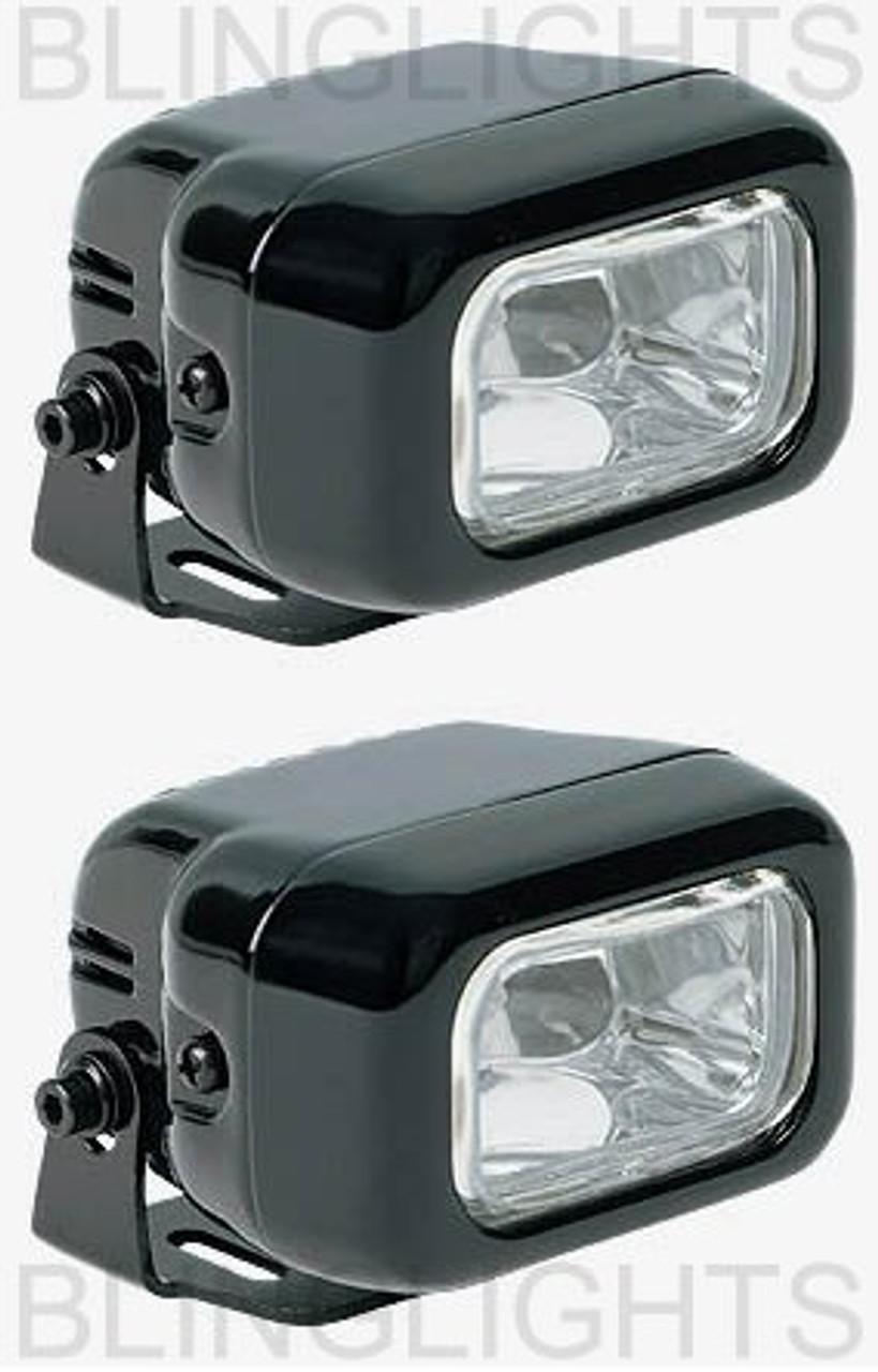 LED Headlight Bulb Fog Light Kit H3 6000K White For 1997-2002 Mitsubishi Mirage