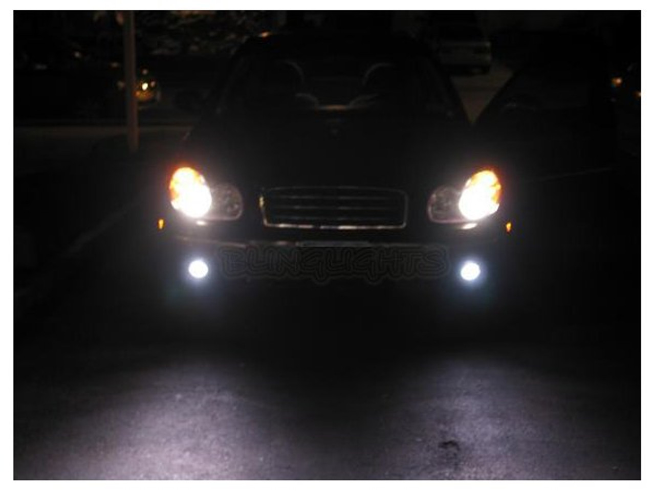 SCITOO 8Pcs White Interior LED Light Package Kit Replacement Bulbs Fits for 2002-2005 Hyundai Sonata