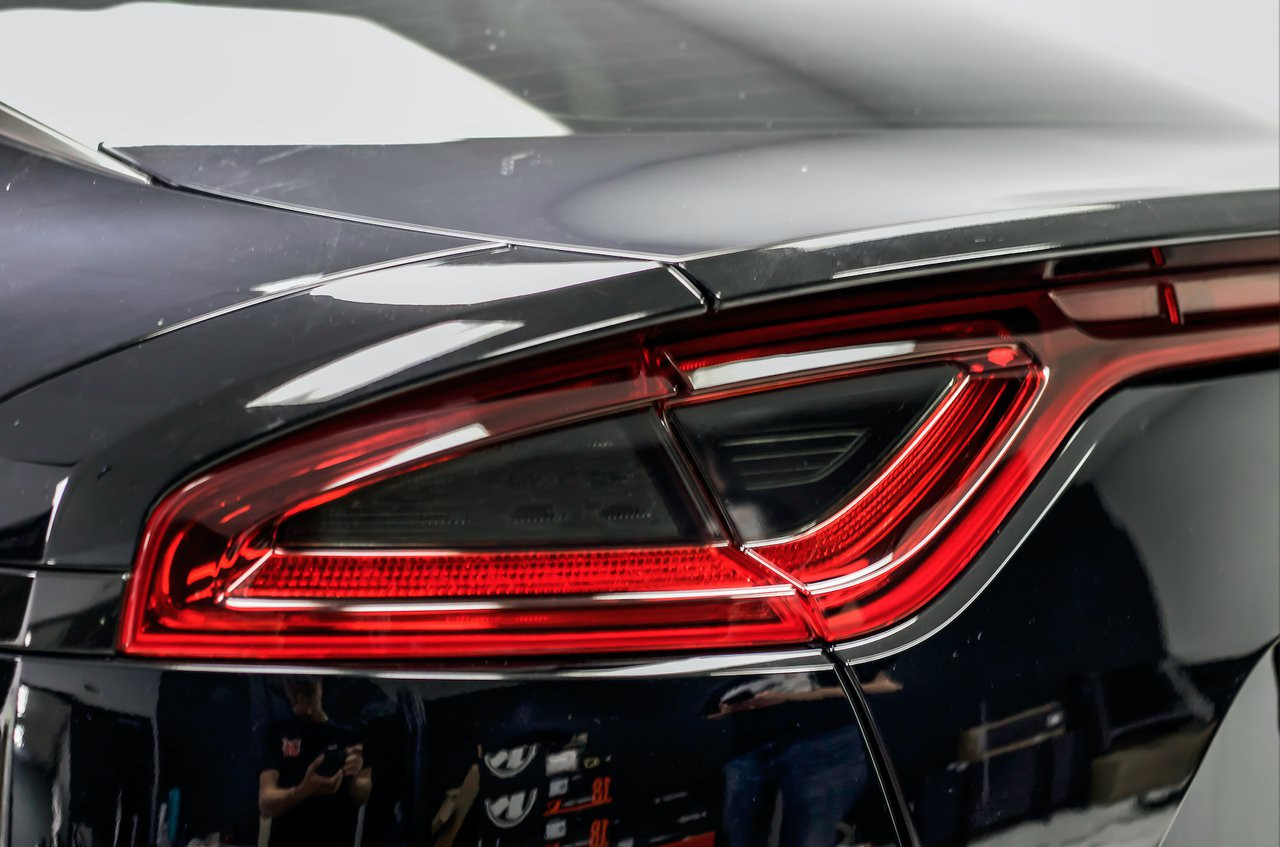 Kia Stinger Tinted Tail Lights Overlays Smoked Lamps