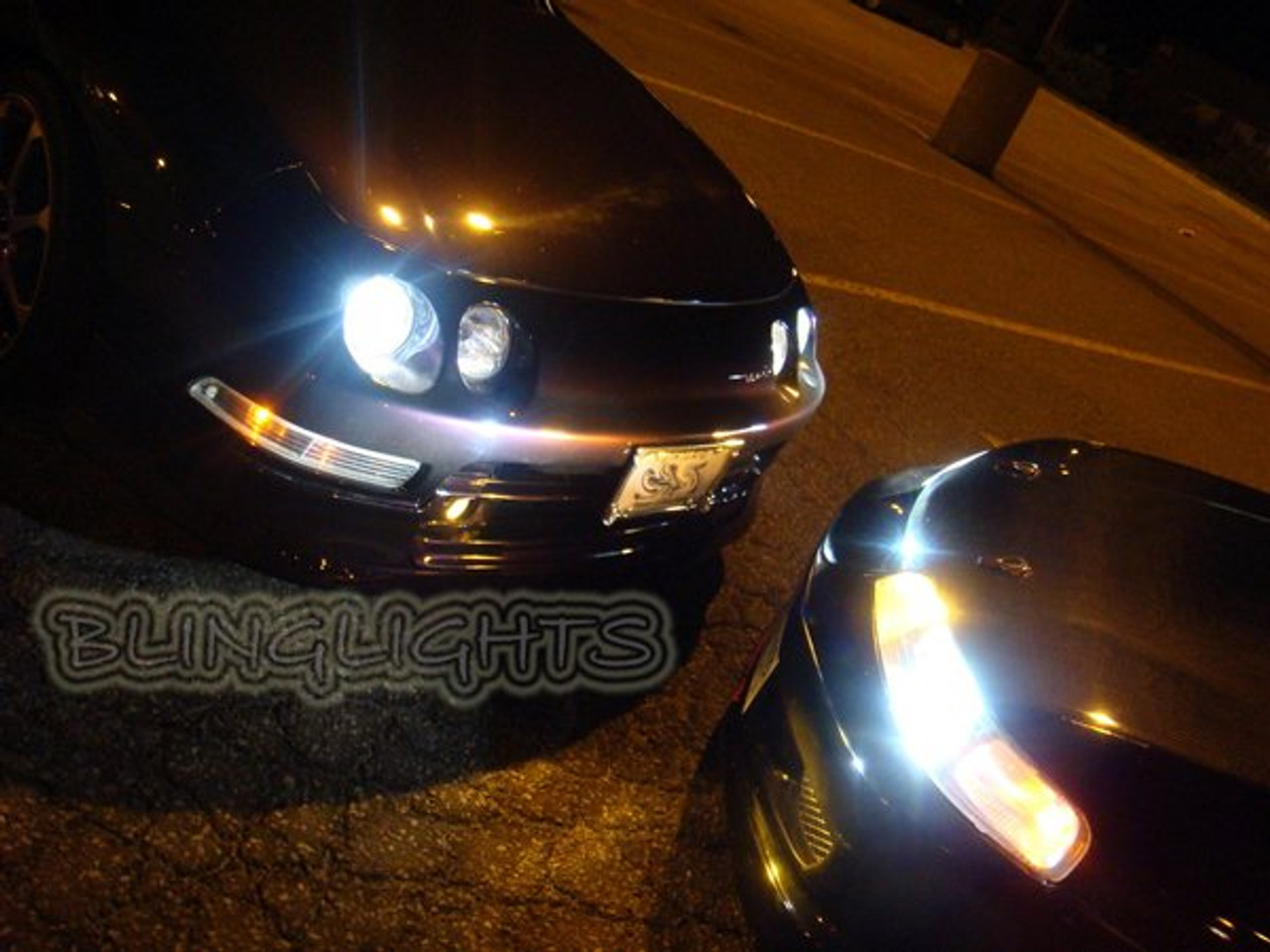 Acura Integra Bright White Headlamps Headlights Head Lamps Lights Replacement Light Bulbs Blinglights Com