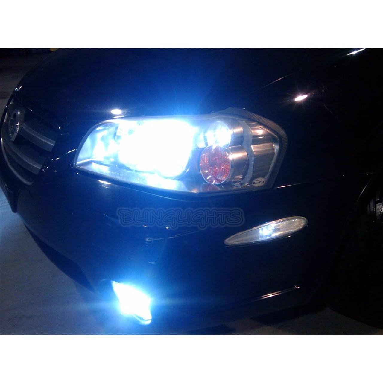 HID Xenon Halogen Light Bulbs Chevy Cavalier 2000 2001 2002 2003 2004 2005-4pcs
