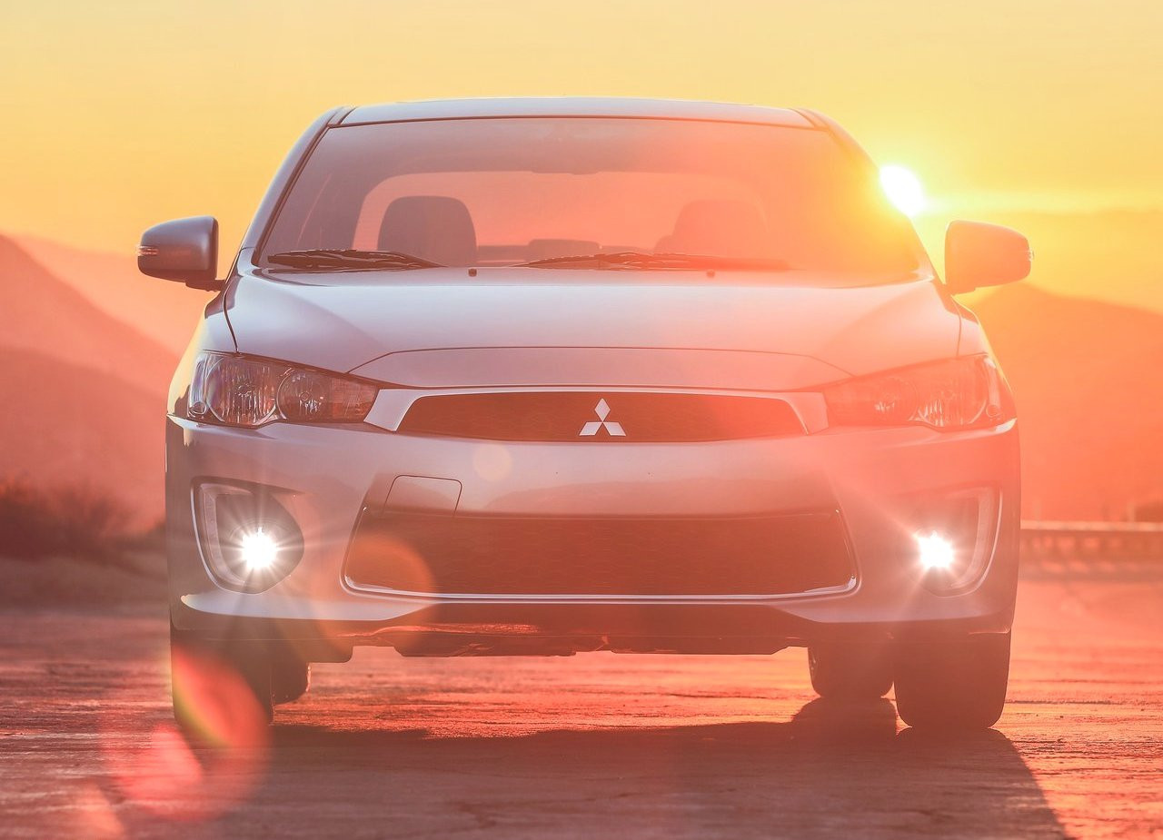 2016 2017 2018 Mitsubishi Lancer Halo Fog Lamps Lights