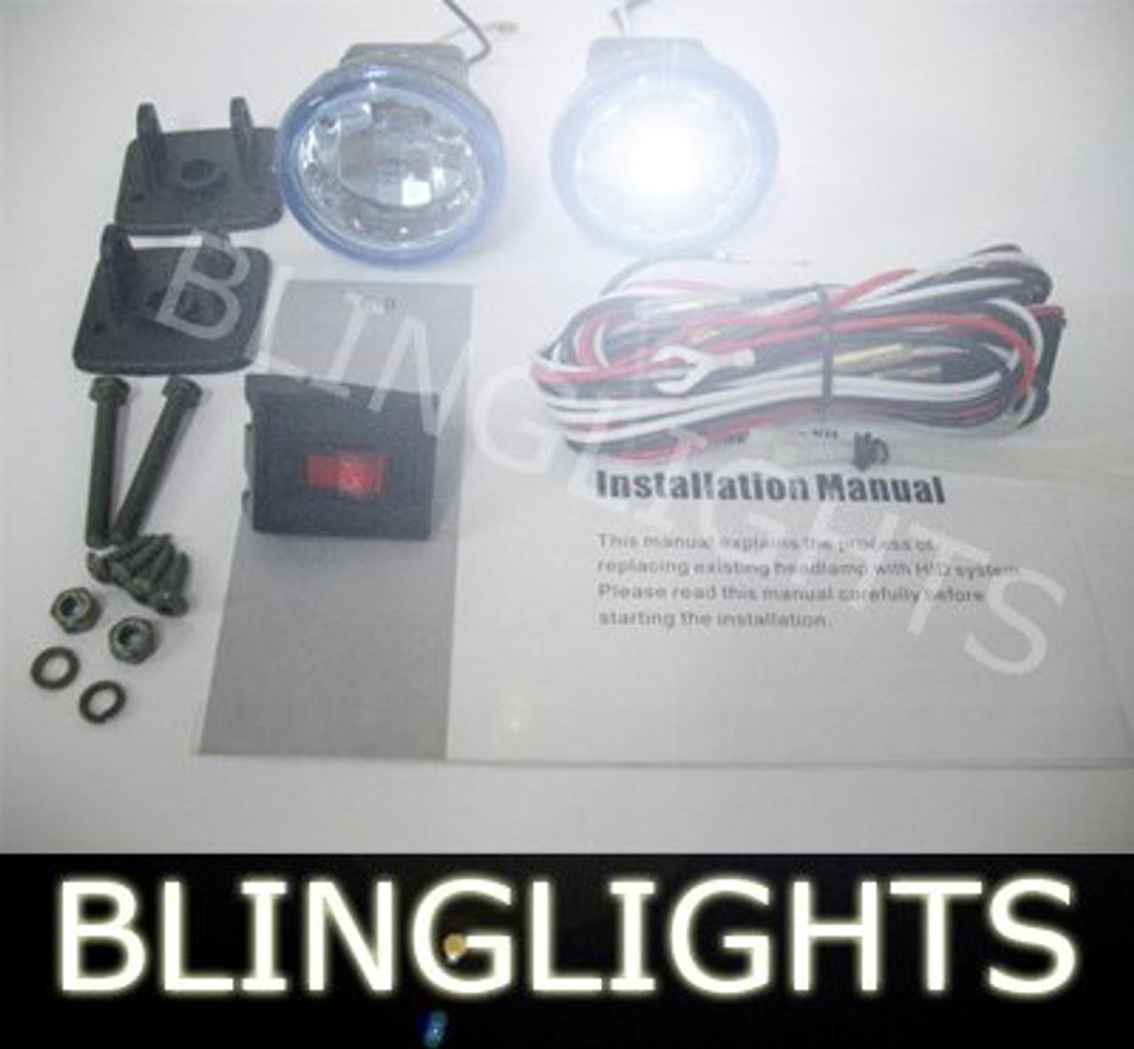 1991 1992 1993 1994 1995 1996 Dodge Stealth r/t tt gto Xenon Foglamps Foglights Fog Lamps Lights Kit