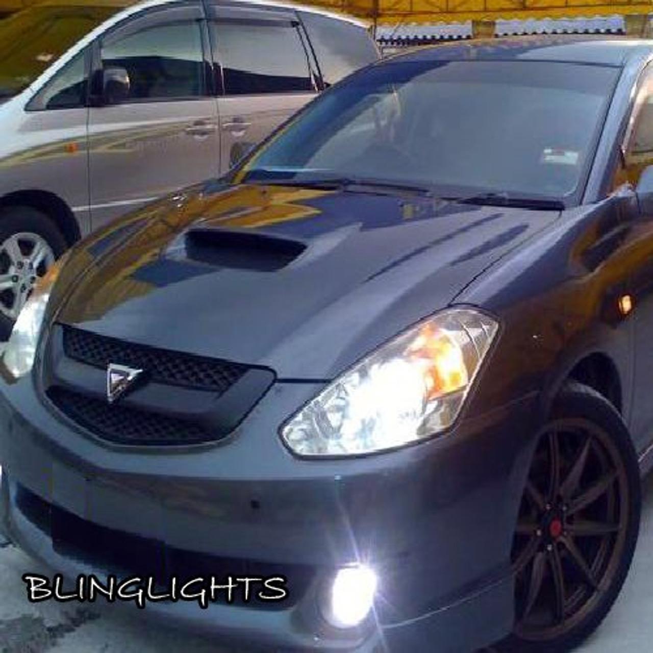 2002 2003 2004 2005 2006 2007 Toyota Caldina Xenon Fog Lamps Driving Lights Foglamps Foglights Kit