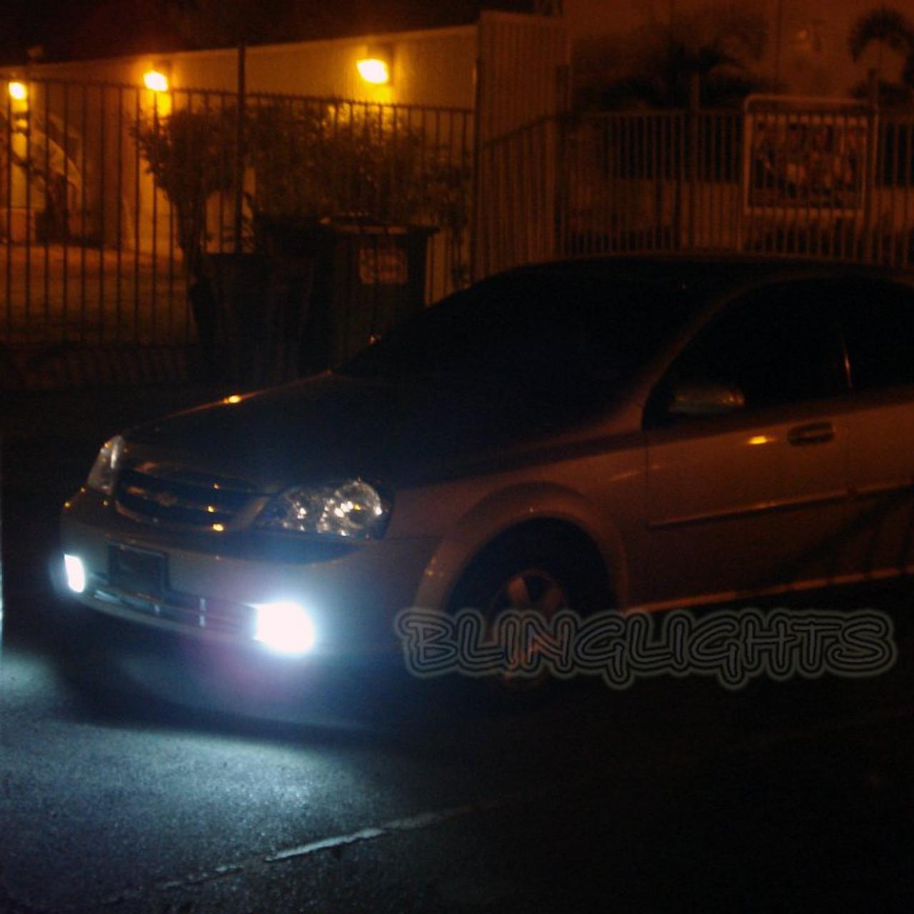2004 2005 2006 2007 2008 Suzuki Forenza Xenon Fog Lamps Driving Lights Foglamps Foglights Kit