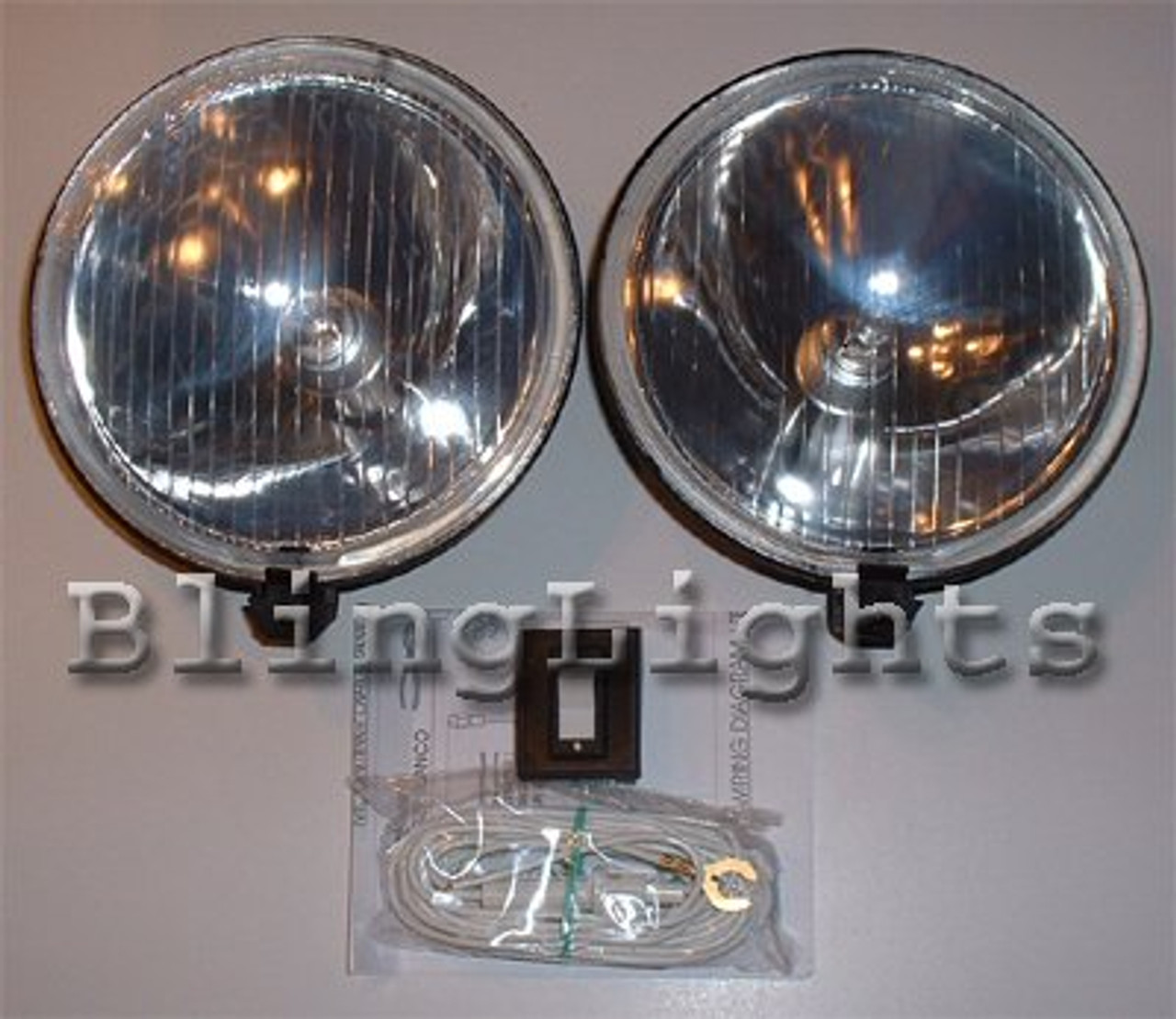 1991-1996 ACURA LEGEND EREBUNI BODY KIT BUMPER FOG LIGHTS