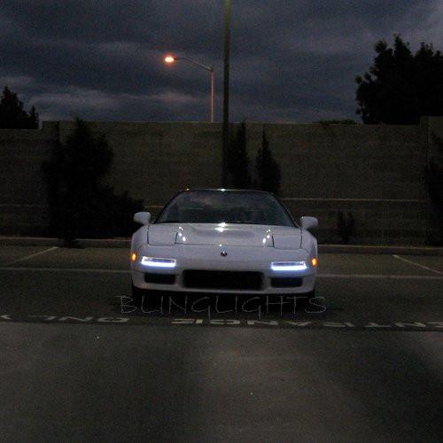 1991-2001 Acura NSX LED DRL Light Strips Day Time Running Lamps Kit