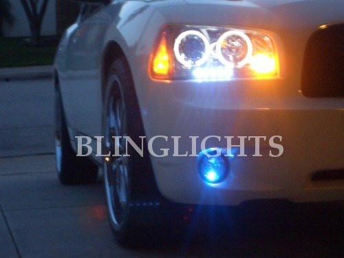 2006-2010 Dodge Charger Xenon Fog Lamp Driving Light Kit