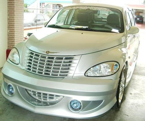 Chrysler PT Cruiser Xenon Bruiser Body Kit Bumper Fog Lamps Driving Lights Foglamps Foglights