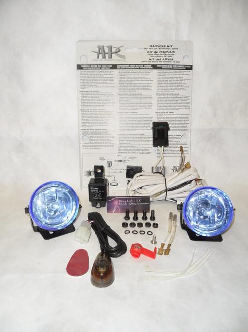 2017 2018 2019 2020 Chrysler Pacifica Xenon Fog Lamps Lights Kit