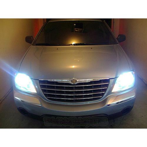 Chrysler Pacifica Xenon HID Head Light Kit / all years / minivan / crossover