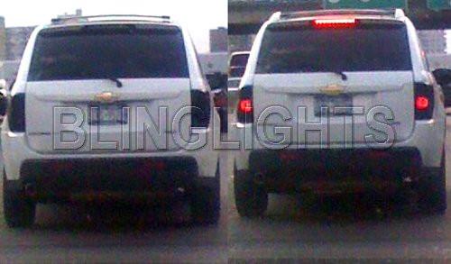 2005 2006 2007 2008 2009 Pontiac Montana Tinted Smoked Taillamps Taillights Overlays