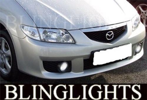 1999-2004 Mazda Premacy Xenon Fog Lamp Light Kit Drivinglights
