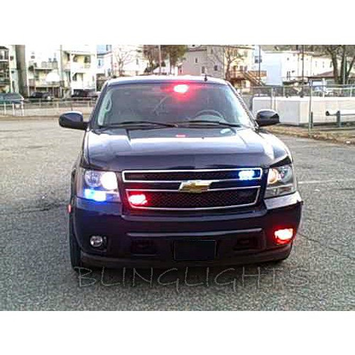 Chevy Express Strobe Lights Head Tail Lamps Strobes Chevrolet Police Headlamps Taillamps Headlights