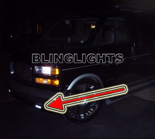 Chevrolet Express Xenon Halogen Driving Lamps Lights