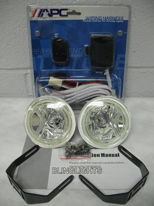 2002-2013 Ford Fusion Europe Halo Fog Lamps Lights