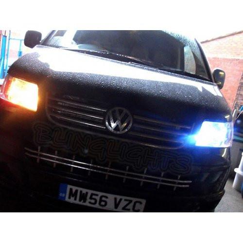 Volkswagen VW Caddy Strobe Police Light Kit for Headlamps Headlights Head Lamps Lights Strobes