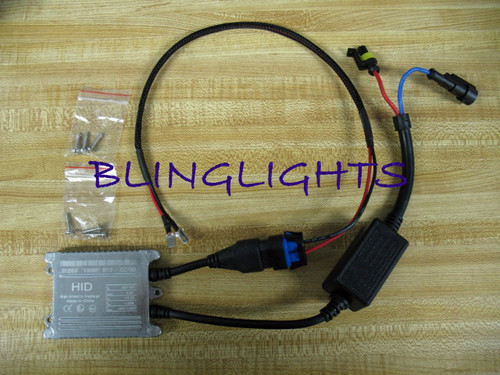 1 Single Replacement Xenon HID Conversion Kit 35w Ballast AMP Universal Part 35 Watt 35Watt Digital
