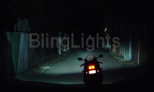 Harley-Davidson FLST Softail Heritage Xenon Driving Lights Fog Lamps Foglamps Foglights Kit