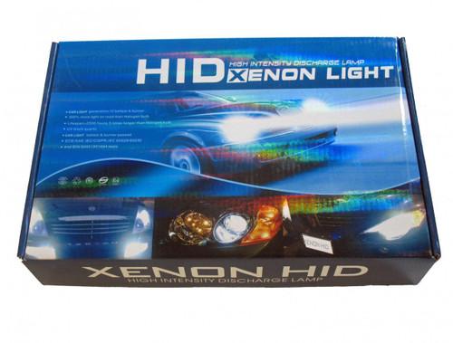 H6M 10,000K Deep Blue Xenon HID Conversion Kit 55 Watts