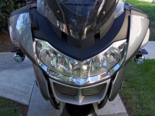 BMW R1200RT 6000K LED Auxiliary Lamp Light Kit