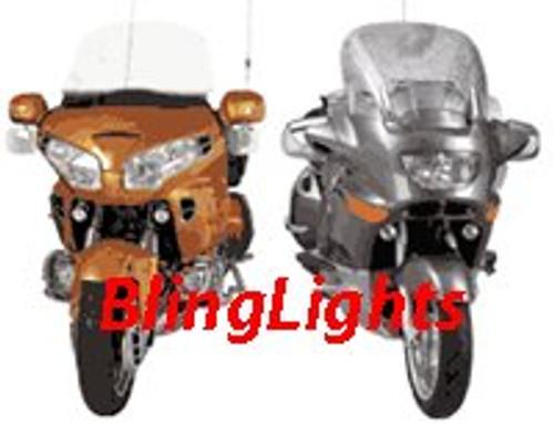 2006-2009 BMW HP2 FOG LIGHTS enduro sport megamoto 2007 2008