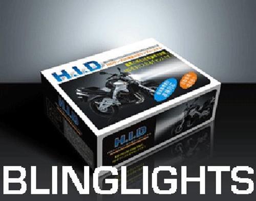 BMW K1200R K1300R Xenon 55 Watt HID Conversion Kit for Headlamp Headlight Head Lamp Light