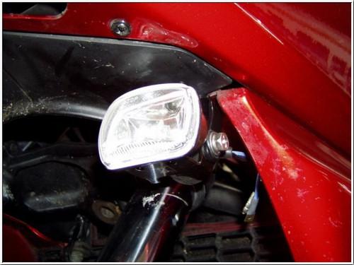 Super White Driving Lamps for BMW K1100SE K1100 SE