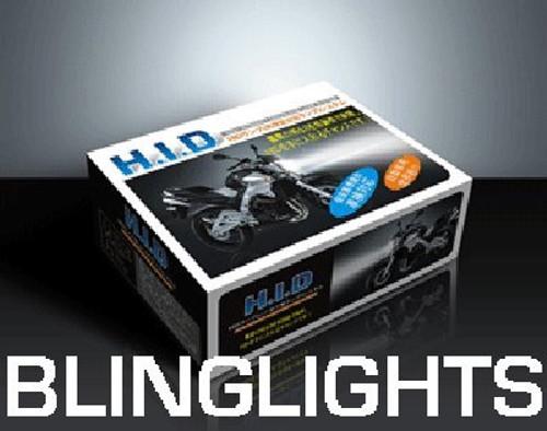 4300K White 55 Watt H6M Bi-Xenon HID Conversion Kit for Motorcycle ATV High Low Headlamps Headlights