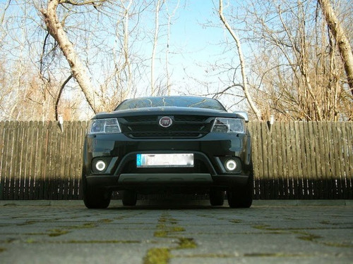 2011-2018 Dodge Journey Halo Fog Lamps Angel Eye Lights