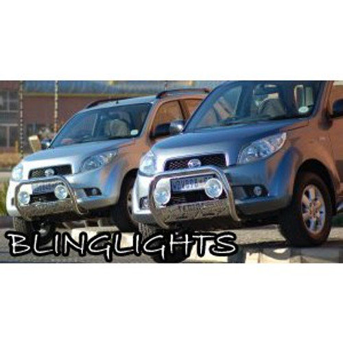 Daihatsu Terios Off Road Auxiliary Driving Lights Offroad Bumper Brush Nudge Light Bar Lamps Kit