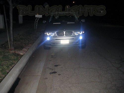 1999 2000 2001 2002 2003 BMW X5 Fog Lamp Driving Lights Xenon e53 Kit