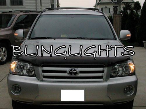 2001-2007 Toyota Highlander LED Mirror Turnsignal Lights