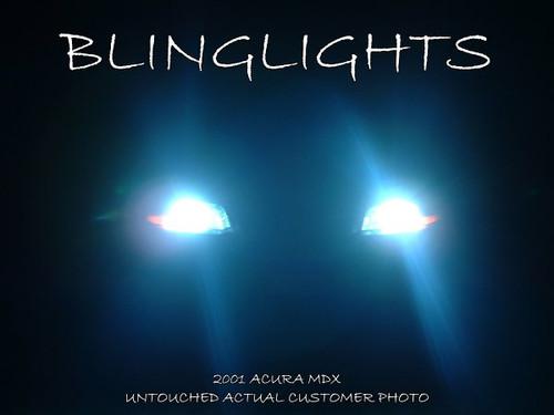 2001-2006 Acura MDX Xenon HID Headlamp Kit