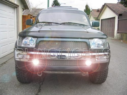 1996 1997 1998 Toyota 4Runner Halo Angel Eye Fog Lamp Light Kit
