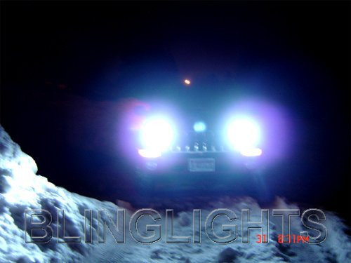 2002 2003 2004 2005 2006 2007 Jeep Liberty KJ Xenon 55watt HID Headlamps Headlights Conversion Kit