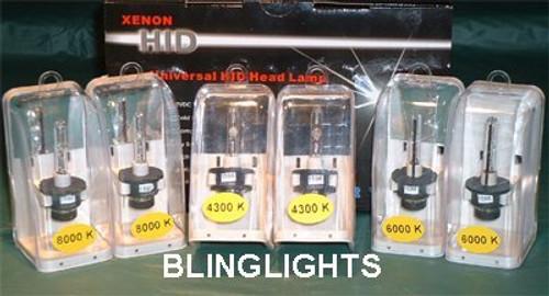 2003 2004 2005 2006 2007 2008 2009 2010 Porsche Cayenne Xenon HID Bulbs Headlamps Headlights