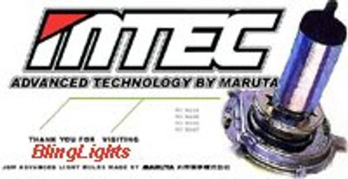 2003 2004 2005 2006 2007 2008 2009 2010 Porsche Cayenne 4750K White Bulbs Headlamps Headlights