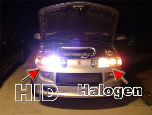 2002 2003 2004 2005 2006 2007 Saturn Vue Xenon HID Kit Headlights Headlamps Head Lights Lamps