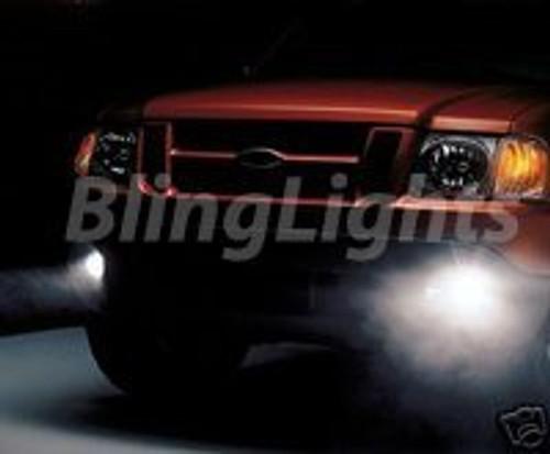 2001 2002 2003 2004 2005 Ford Sport Trac Halo Fog Lamps Angel Eye Driving Lights Foglamps Kit