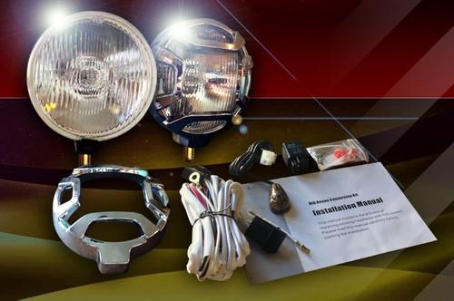 Nissan Xterra Bull Bar Off Road Driving Lights Bumper Auxiliary Lamps