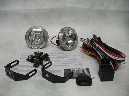 2019 2020 Honda Passport Xenon Fog Lamps Driving Lights Kit