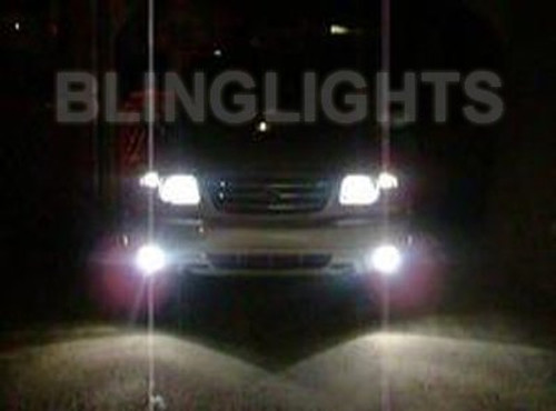2002 2003 2004 Suzuki Grand Vitara Halo Angel Eye Fog Lights Lamps
