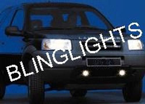 1997 1998 1999 2000 2001 2002 2003 2004 2005 2006 Land Rover Fog Lamps Driving Lights Foglamps Kit