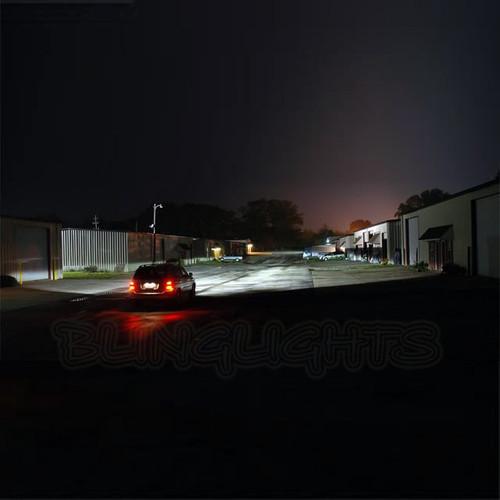 2007 2008 2009 2010 2011 2012 Jeep Wrangler JK Xenon 55watt Headlamps Headlights HID Conversion Kit