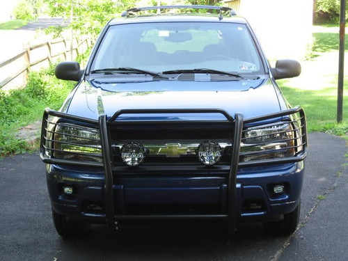 2002-2009 Chevrolet Trailblazer Fog Lamps Driving Lights Kit