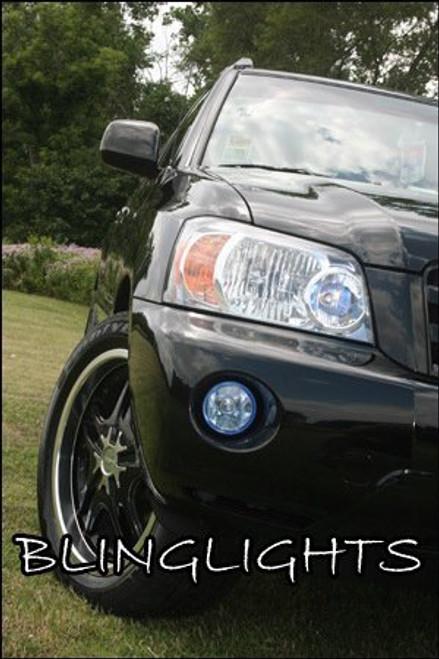 2001 2002 2003 2004 2005 2006 2007 Toyota Kluger Fog Lamps Lights