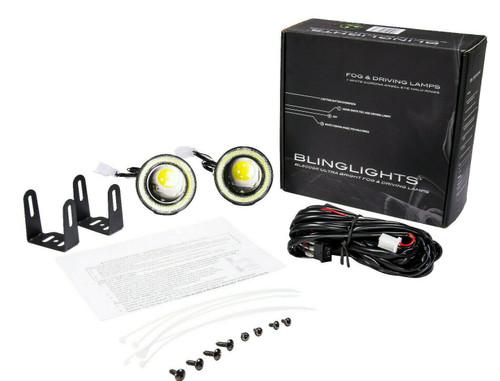 1999-2006 HONDA HR-V Halo Fog Lamps Driving Lights Kit