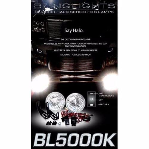 2000-2006 GMC Yukon Street Scene Body Kit Fog Driving Lamps Lights