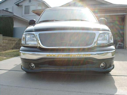 1997-2002 Ford Expedition ATS Body Kit Bumper Fog Lamps Driving Lights